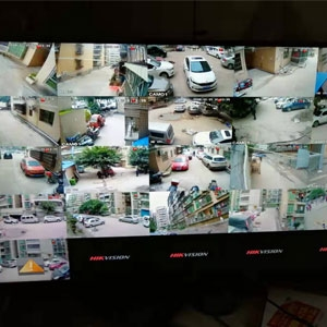 小区监控系统