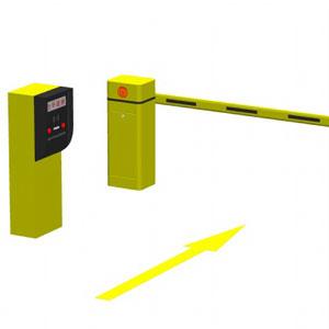 弱电工程道闸安装